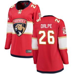 Women's Florida Panthers Zac Dalpe Fanatics Branded Breakaway Home Jersey - Red