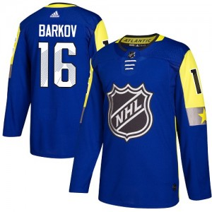 Youth Florida Panthers Aleksander Barkov Adidas Authentic 2018 All-Star Atlantic Division Jersey - Royal Blue